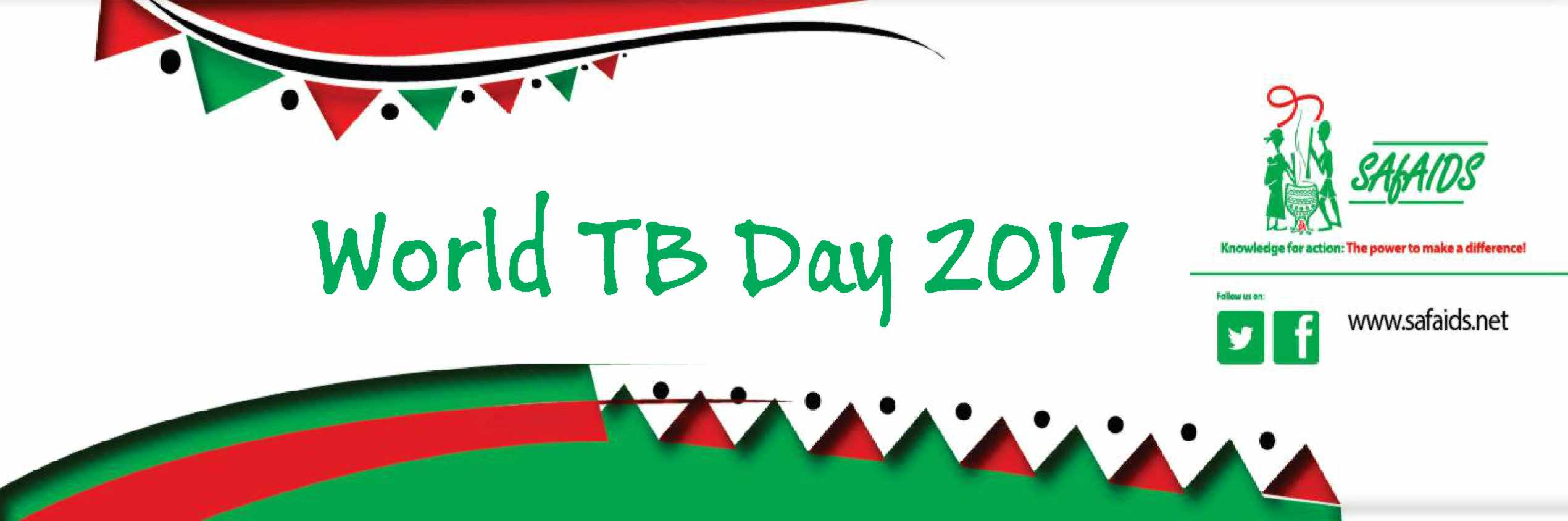 SAfAIDS Statement on World TB Day 2017